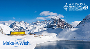 Ski Portillo Make a Wish Foundation