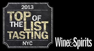 Wine & Spirits Top 100 Tasting
