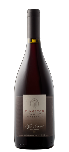 2016 CJ's Barrel Pinot Noir